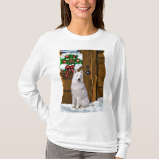 Samoyed Christmas Gifts T-Shirt