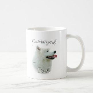 Samoyed Dad 2 Coffee Mug