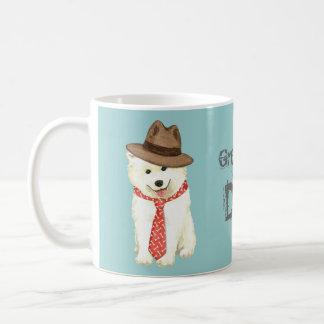 Samoyed Dad Coffee Mug
