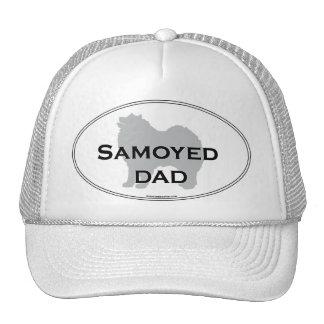 Samoyed Dad Mesh Hats