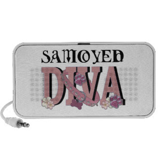 Samoyed DIVA iPhone Speaker