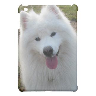 Samoyed dog beautiful photo ipad case