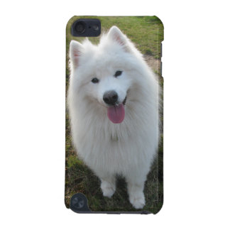 Samoyed dog beautiful photo ipod touch 4G case iPod Touch (5th Generation) Covers