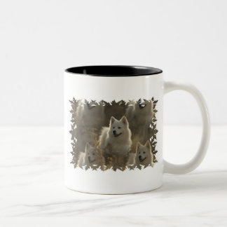 Samoyed Dog Breed Coffee Cup