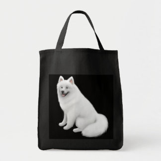 Samoyed Dog Grocery Tote