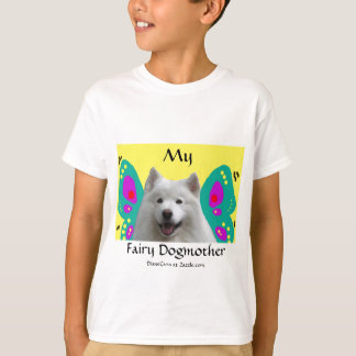 Samoyed Fairy Dogmother T-Shirt