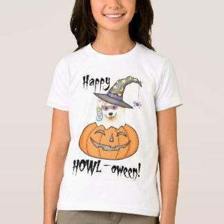Samoyed Halloween T-Shirt