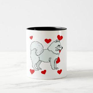 Samoyed Love Mugs