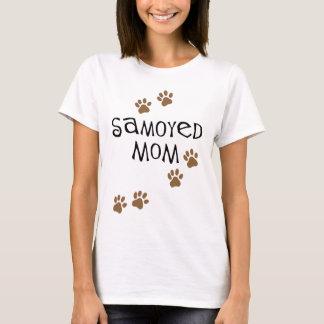 Samoyed Mom T-Shirt