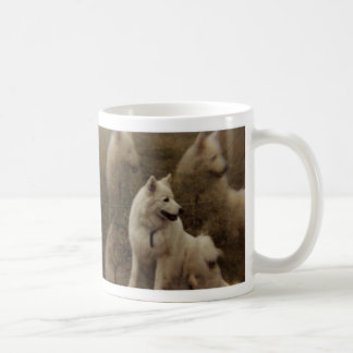 Samoyed multi-image, Samoyed multi-image Coffee Mug