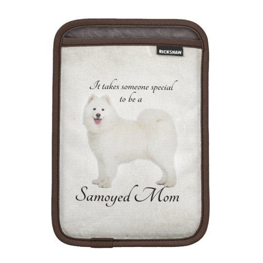 Samoyed Mum iPad Sleeve