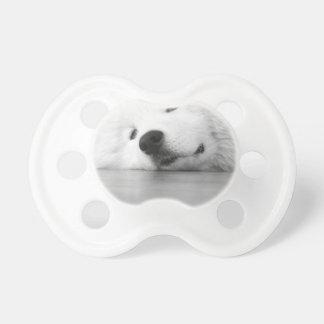 Samoyed Photo Dog White Dummy