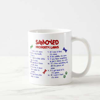 SAMOYED PL2 COFFEE MUG