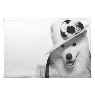 Samoyed Placemat!  Set of table! Place Mats