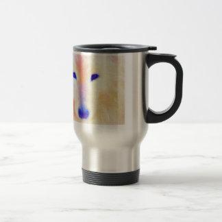 Samoyed travel mug