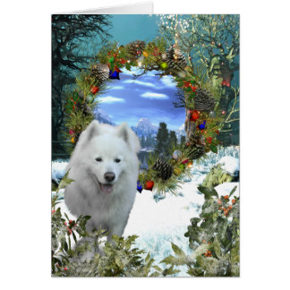 Samoyed  World Card