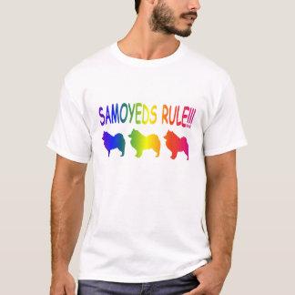 Samoyeds Rule T-Shirt