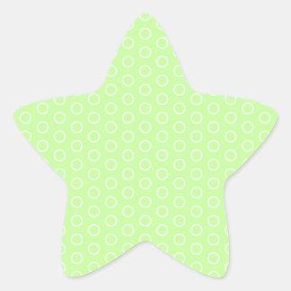 sample baby baby boy small circles scores dots star sticker