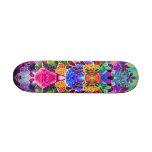 sample custom skate board