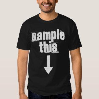 Sample This Shirts
