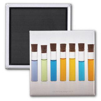 Sample Tube Refrigerator Magnets