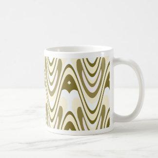 Sample waves pattern waves coffee mugs