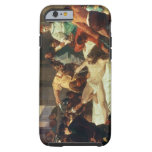 Samson betrayed by Delilah (oil on canvas) Tough iPhone 6 Case