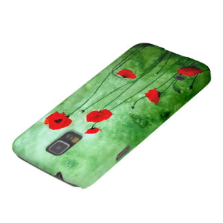 Samsung 5 Cell Phone Case - Flowers