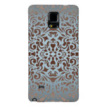 Samsung G Note 4 Floral abstract background Galaxy Note 4 Case