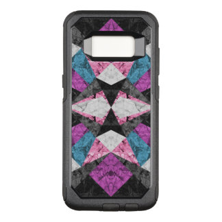 Samsung G S8 Case Marble Geometric Background G438