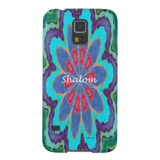 Samsung Galaxi Nexus Case Shalom Mandala Cases For Galaxy S5