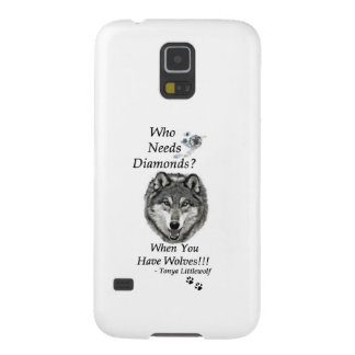 Samsung Galaxy 5 Case - Wolf Mountain Sanctuary