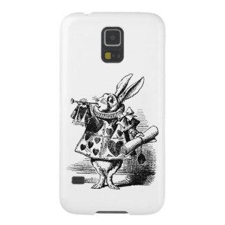 Samsung Galaxy illustration Alice in Wonderland Galaxy S5 Cases