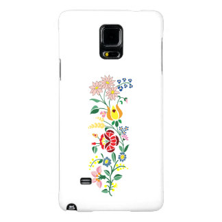 Samsung Galaxy Note 4- Flower Embroidery Galaxy Note 4 Case