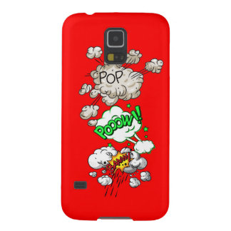 Samsung Galaxy  Pop Art Galaxy S5 Case