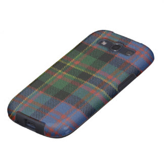 Samsung Galaxy S3 Bowie Ancient Tartan Case Galaxy SIII Cover