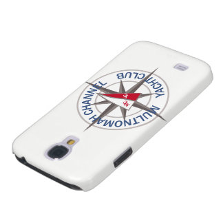 Samsung Galaxy S4 case with MCYC logo