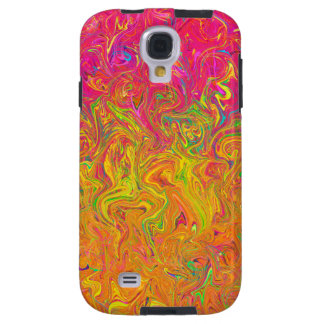 Samsung Galaxy S4 Vibe Fluid Colors Galaxy S4 Case