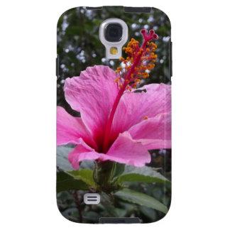 Samsung Galaxy S4, Vibe image hibiscus flower Galaxy S4 Case
