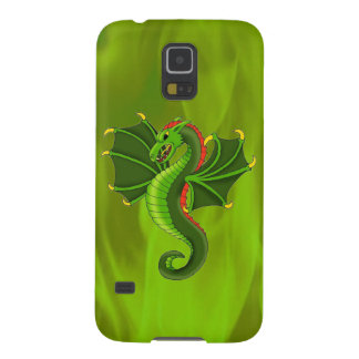 Samsung Galaxy S5, Barely There dragon Case For Galaxy S5