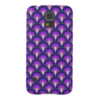 Samsung Galaxy S5 Barely There Retro Pattern Galaxy S5 Case