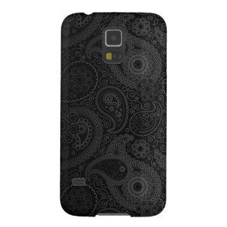Samsung Galaxy S5 black textured case