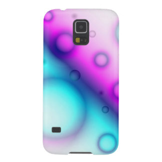 Samsung Galaxy S5 Case Bubbles Abstract