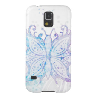 Samsung Galaxy S5 Case Butterfly Abstract