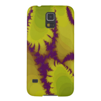 Samsung Galaxy S5 Case - colorful fractal