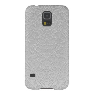 Samsung Galaxy S5 Case Floral abstract