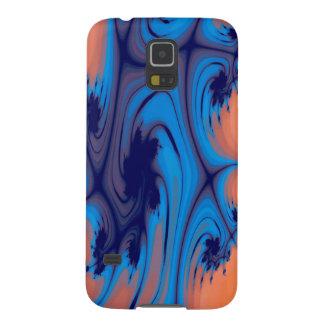 Samsung Galaxy S5 case - retro abstract