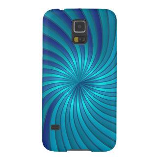 Samsung Galaxy S5 Case Spiral Vortex