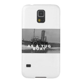 Samsung Galaxy S5 Case Tough As A Tugboat
