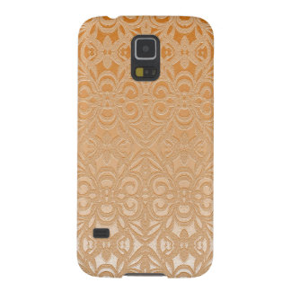 Samsung Galaxy S5 Floral abstract background Case For Galaxy S5